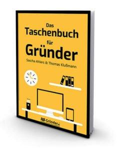 Das Taschenbuch für Gründer Gratis Buch