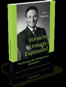 Vorsich Umsatzexplosion Gratis Buch von Toni Hisenaj