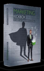 Marketing Kickbox Buch von Felix Thörnessen