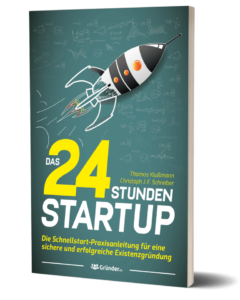 24 Stunden Startup Buch
