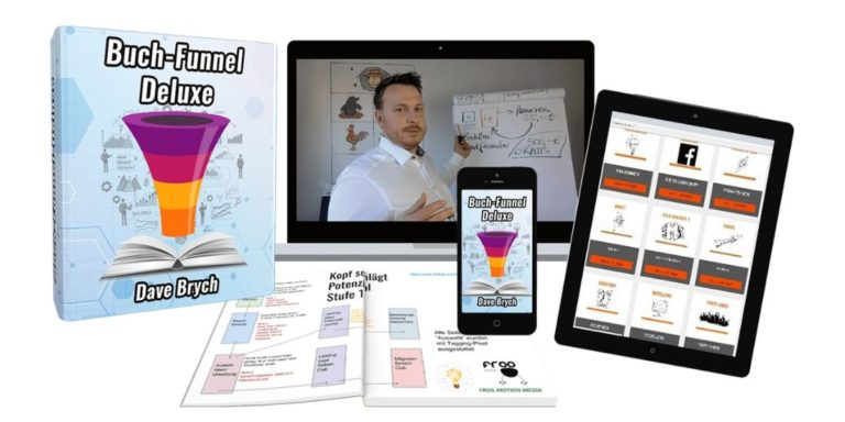 Buch Funnel Deluxe Online Kurs