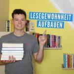 Lesegewohnheit aufbauen